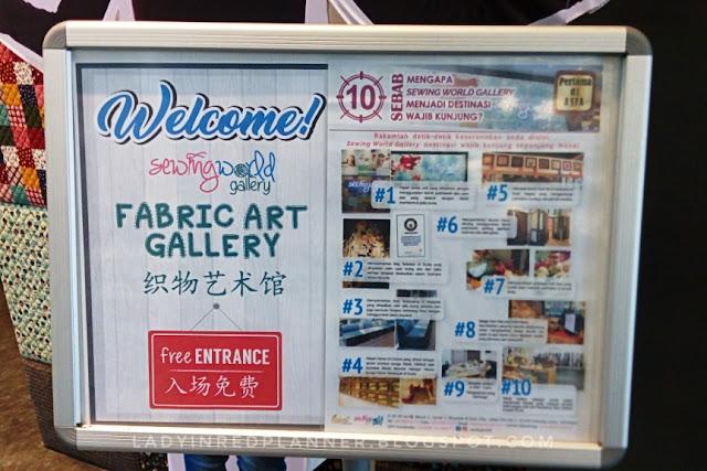 Fabric Art Gallery