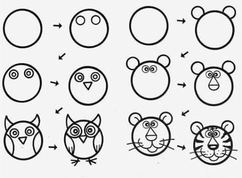 تعاليم الرسم مدونة بحث نت