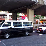 Tokyo police gone wild in Tokyo, Tokyo, Japan