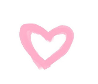 weheartit pink heart