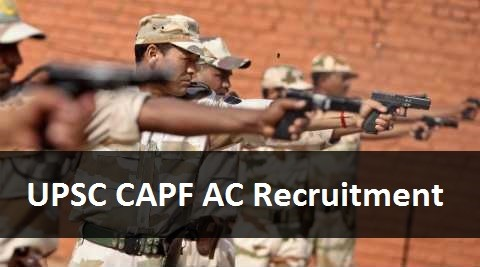 upsc-capf-recruitment