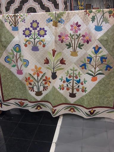 Handwork quilt
