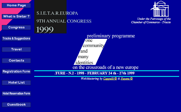 SIETAR Congress 1999