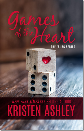 Review: Games of the Heart (The 'Burg #4) by Kristen Ashley | About That Story