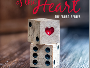 Review: Games of the Heart (The 'Burg #4) by Kristen Ashley