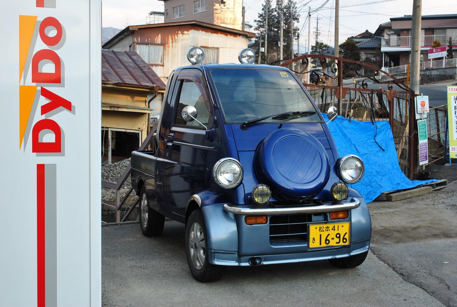 AccessJ: PT: Weird J Cars