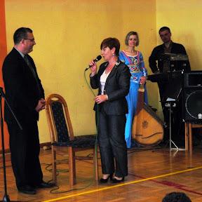 Występ naszych Gości z Ukrainy