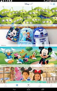 Disney Store screenshot 6