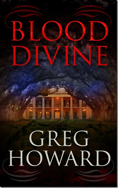 BLOOD DIVINE Official Cover
