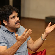 Nagarjuna Interview Stills