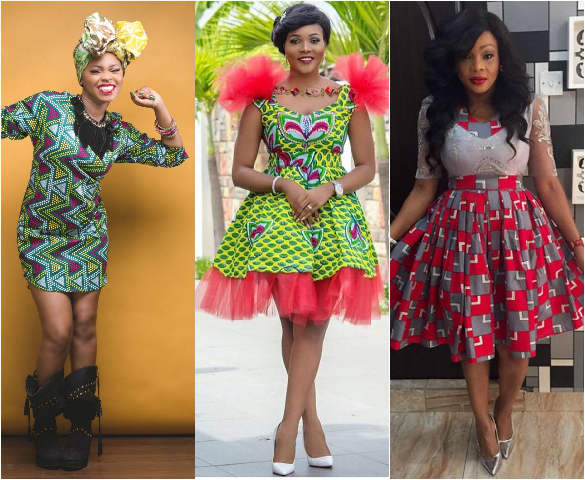 AFRICAN FASHION CLOTHES CONSIST OF VIBRANT COLORS IN 2019 8