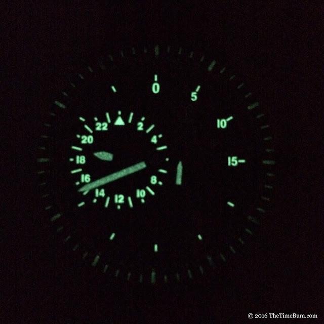 CJR Airspeed Pilot lume