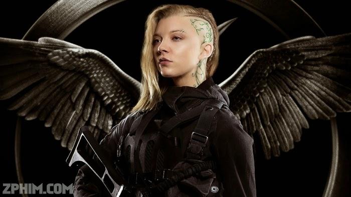 Ảnh trong phim Đấu Trường Sinh Tử 3: Húng Nhại Phần 1 - The Hunger Games: Mockingjay Part 1 3