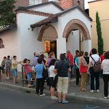 Primo Pellegrinaggio Madonna Scioglinodi 04-07-2013