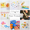 Fish Themed Activities for Toddlers