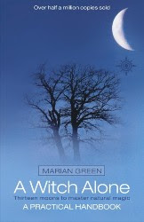 Cover of Marian Green's Book A Witch Alone
