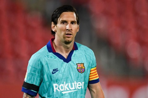 JUST IN: Barcelona sets to offer Messi new contract to keep him till 2023