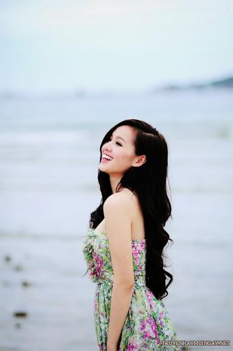 Dung Nhan Hot Girl Tâm Tít Thuở Chưa Chồng