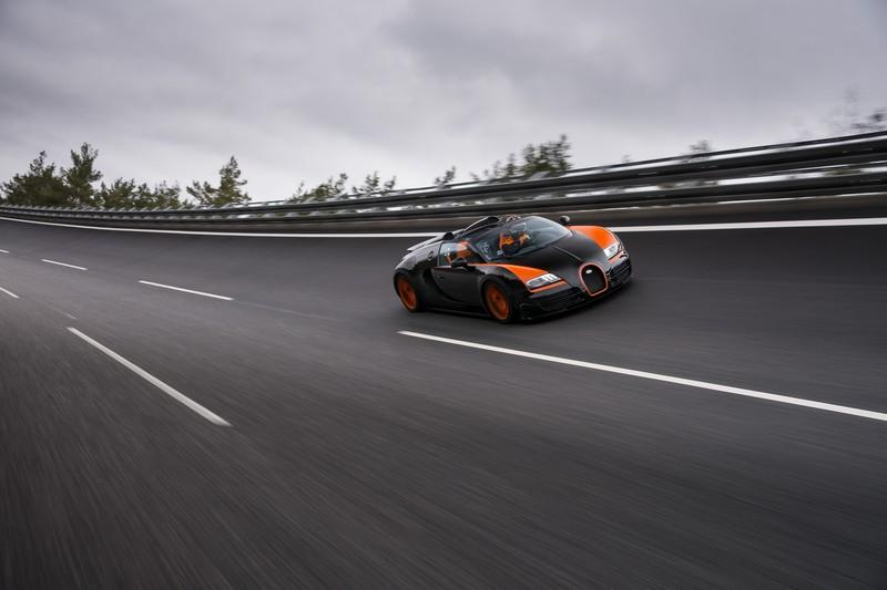 Bugatti Veyron Gs Vitesse Wrc The Fastest Open Top Car In The