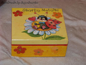 Photo: wooden box for kids 12