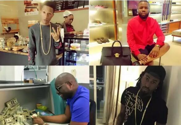 2018 Richest Yahoo Boy in Nigeria Revealed (Photos, Video + His Net worth)
