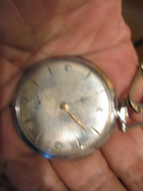 RARE INVICTA POCKET W MARKSMAN BADE + 1946 JAPAN COVER - IMG_8642.JPG