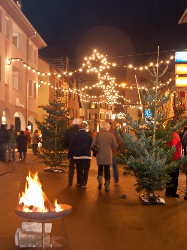 Weihnachtsstraße Kandern