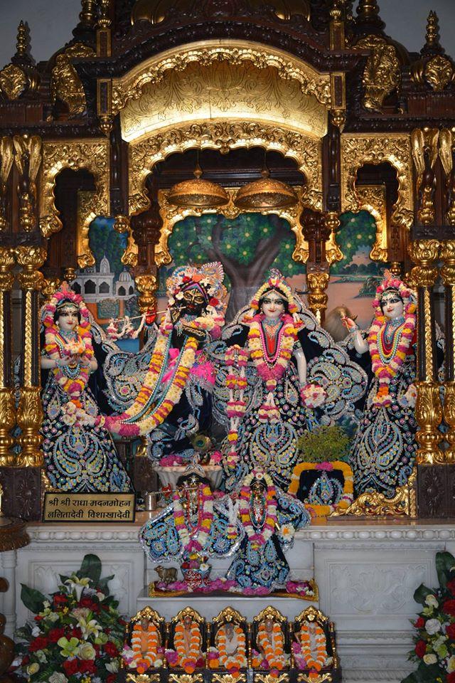 ISKCON Ujjain Deity Darshan 05 April 2016  (10)