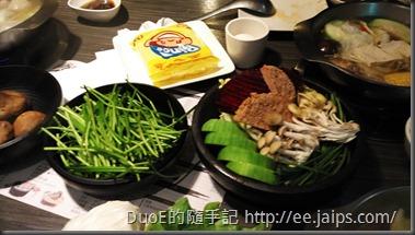 鼎盛十里鍋物-野菜鍋
