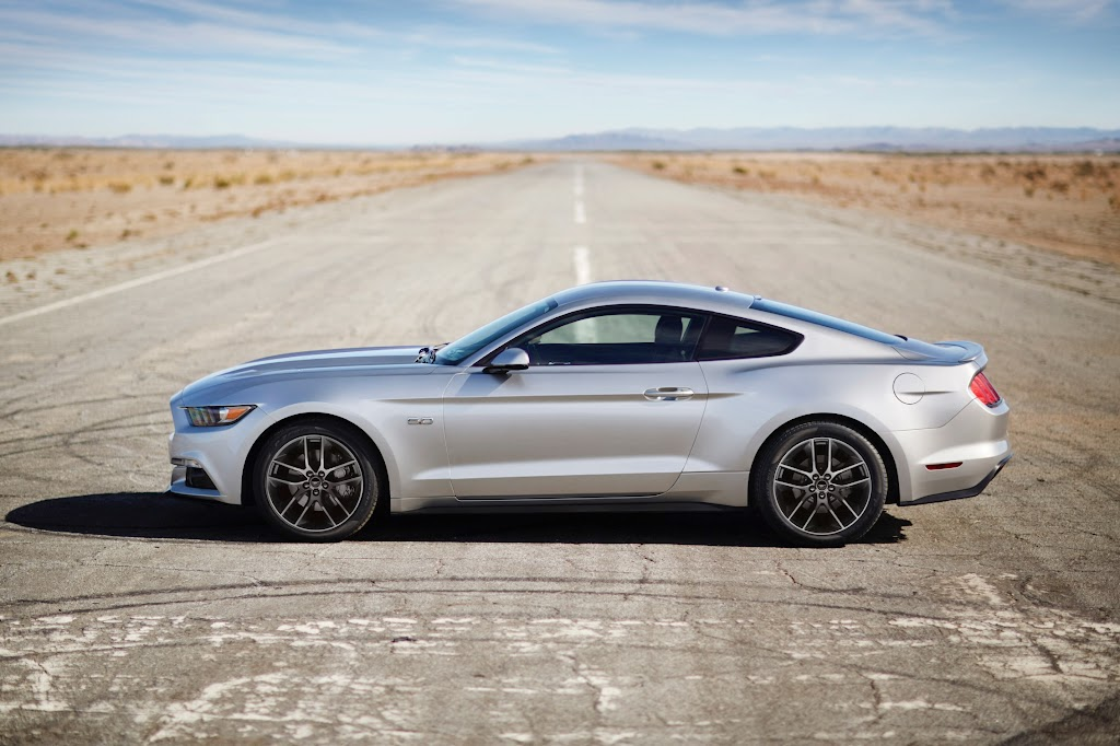 2015 Ford Mustang GT 4