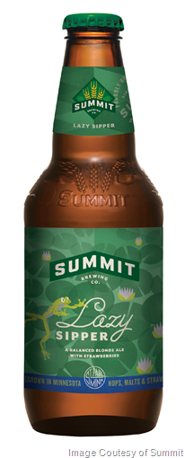 Summit Brewing Announces Return of Summit Lazy Sipper