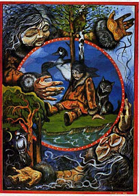 Cover of Phil Hine's Book Techniques of Modern Shamanism Vol II Two Worlds And Inbetween
