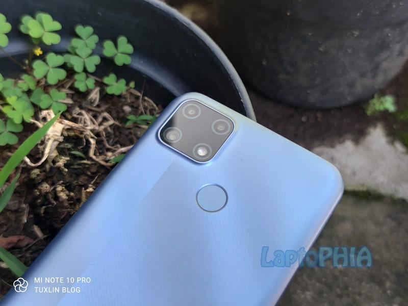 Review Kamera Realme C25