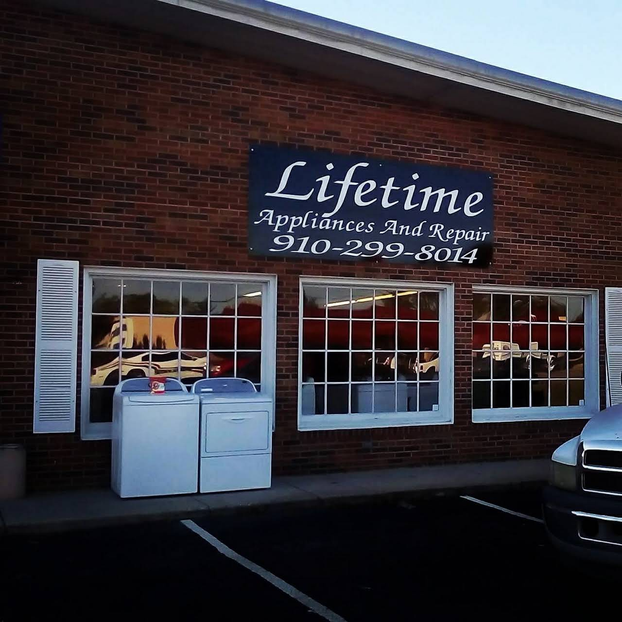 Lifetime Appliance and Repair - Used Appliance Store in