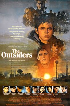 Rebeldes - The Outsiders (1983)