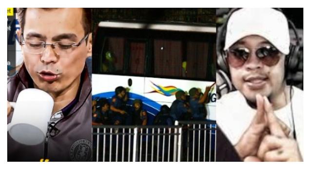 Nagkape habang may Hostage Crisis? History ni Isko, Inungkat ng Vlogger!