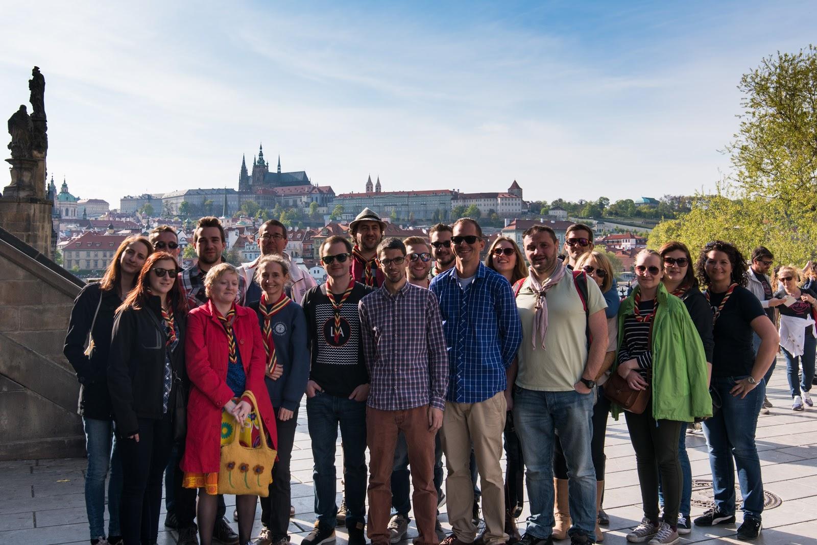 Leiter-/Elternratswochenende 2016 in Prag - Bildergalerie