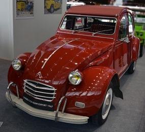 Citroën 1967 2 CV AZAM Export