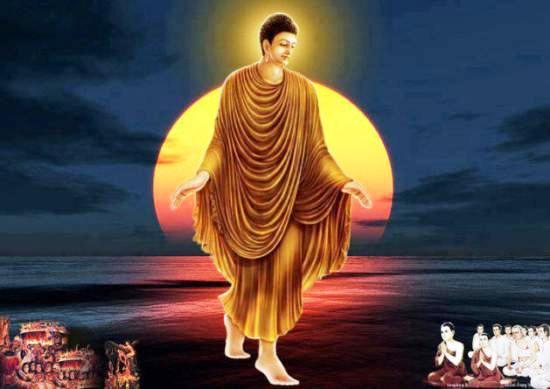 Hãy đến với Đức Phật để chữa trị bệnh tật