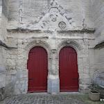 Eglise Saint-Cyr-et-Sainte-Julitte : porche