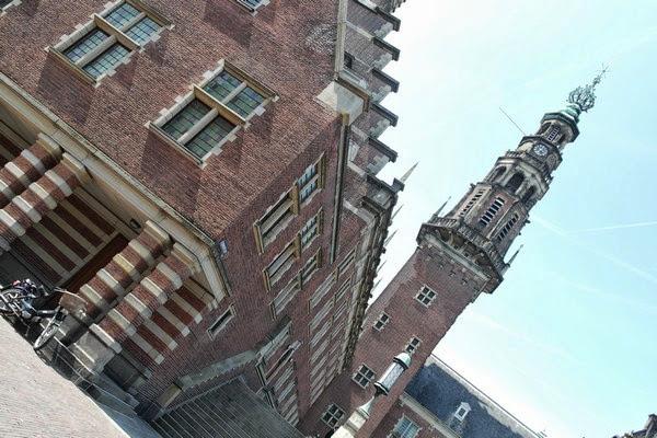 Leiden: la città del vento
