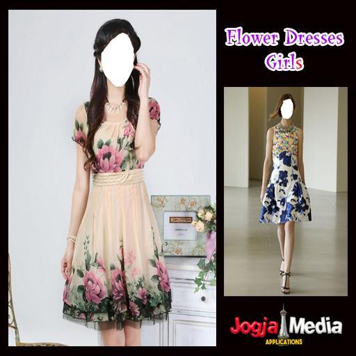 flower dress girls