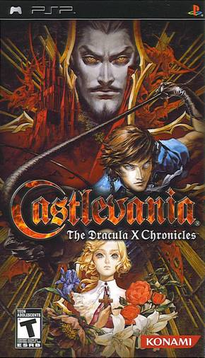 Castlevania: The Dracula X Chronicles US Psp ISO