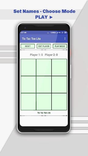 Tic Tac Toe Lite screenshot 2
