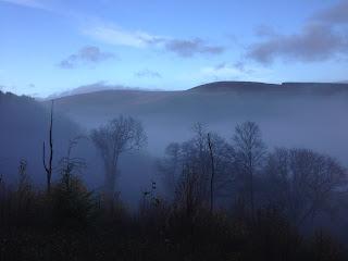 20k hike Glendalough 15th November 2014