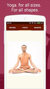 Yogasana in English - náhled