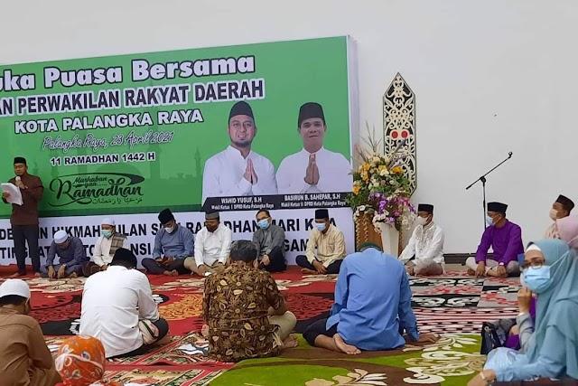 Jalin Silaturahmi dan Toleransi Antar Umat, DPRD Kota Gelar Buka Bersama