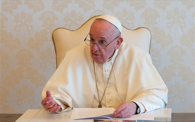 Πάπας: «Ο πλανήτης στα όριά του - Η φύση πλέον δεν θα συγχωρεί»