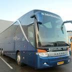 100ste Setra (vip) bus van besseling bus 96