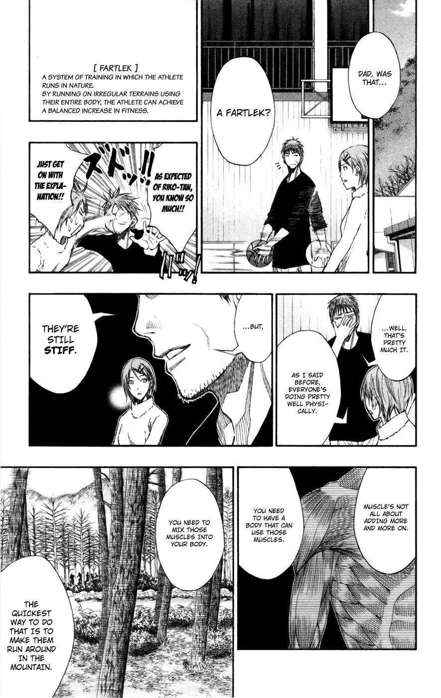 Kuroko no Basket Manga Chapter 111 - Image 11